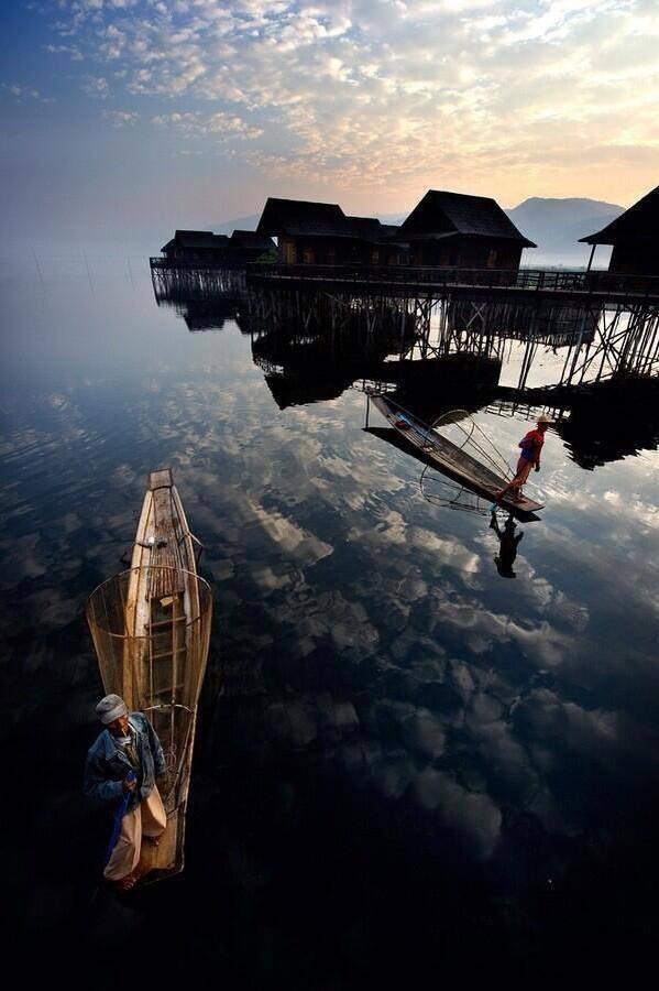 Still waters ~ Thailand.