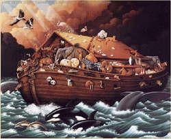 13 Fakta Tentang Kapal Nabi Nuh A.S