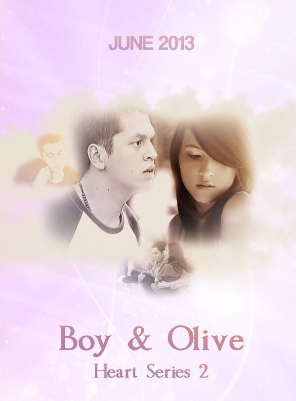 Kevin Julio (Boy) & Olivia Jensen (Olivie) Heart Series 2