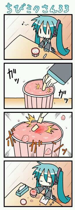Bad Luck Miku~ Haha