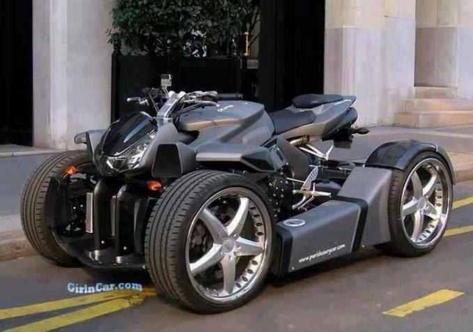 Lazareth Wazuma - Quad Bike Termahal didunia!