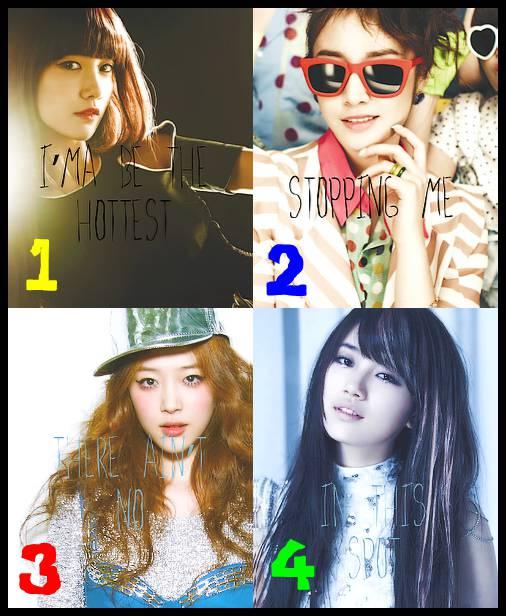 MENURUT KLIAN SPA PLING CANTIK 1.YOONA (SNSD) 2.JIYEON (T-ARA) 3.SULLI (FX) 4.SUZY (MISS A) JGN LUPA WOW NYA