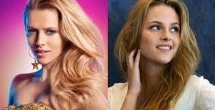 Teresa Palmer dan Kristen Stewart,.. Mirip??? * Menurut kalian? # kalo mirip WOW nya boleh dong...:-)