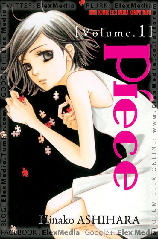 Komik pemenang Shogakukan Manga Award tahun 2013 u/ kategori komik remaja cewek & jg diadaptasikan jd drama. PIECE vol. 01 http://ow.ly/lRQD1 Harga: Rp. 17,500