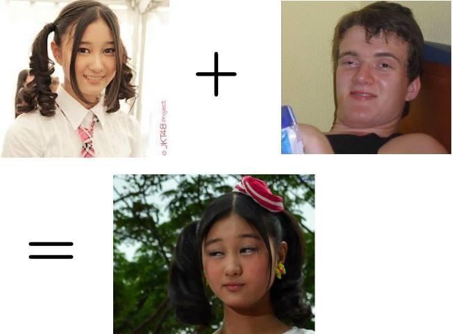Rena Nozawa + Stoner Stanley = Stanley Nozawa sory klo keliatannya jelek,:D