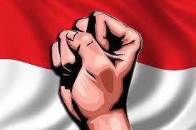 Indonesia merdeka,merdeka,merdeka merah darahku putih tulangku hehehe yang cinta sama Indonesia aku minta WOW nya ya
