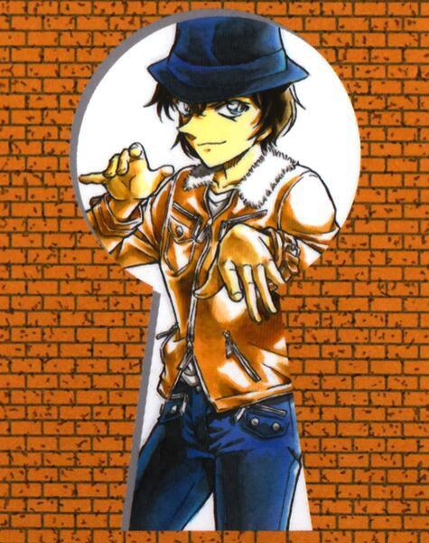 Masumi Sera, Keyhole DetectiveConan vol.73 Kelihatannya dia seperti laki2, namun ternyata dia adalah seorang perempuan!