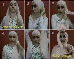 Buat cewek2 , gadis2 yang g bisa pake jilbab...!!! Ini aq kasih tau cara pake jilbab yg baik dan benar.hehe