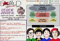 Tiket Mini Concertnya Coboy Junior
