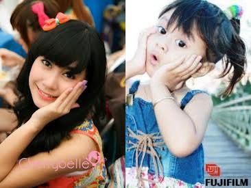 Imut yang Mana Annisa Chibi Atau Annisa Little Miss Indonesia???