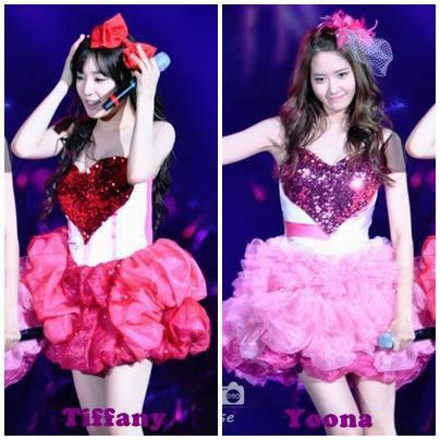 Pilih Tiffany SNSD atau YoonA SNSD ?? Jangan Lupa WoW ya !! That Cuties Girls..