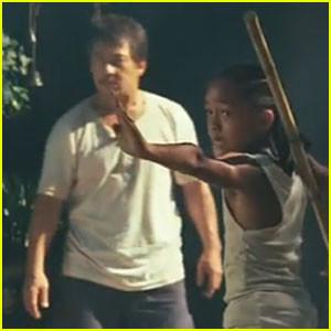 """""""THE KARATE KID"""" judulnya karate kenapa yang dipelajari adalah kungfu?? JACKIE CHAN: """"Semua aktivitas yang kita lakukan adalah KUNGFU"""" ANEH bangat ya"""