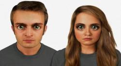 Wajah manusia 100 ribu tahun lagi akan seperti ini