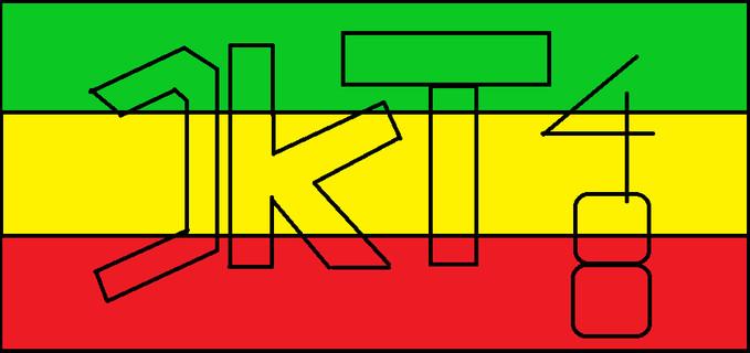 gini nih jadinya kalo misalnya jkt48 itu musik reggae!! :)