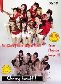WaH ... CHerryBelLe PlaGiat SnSd