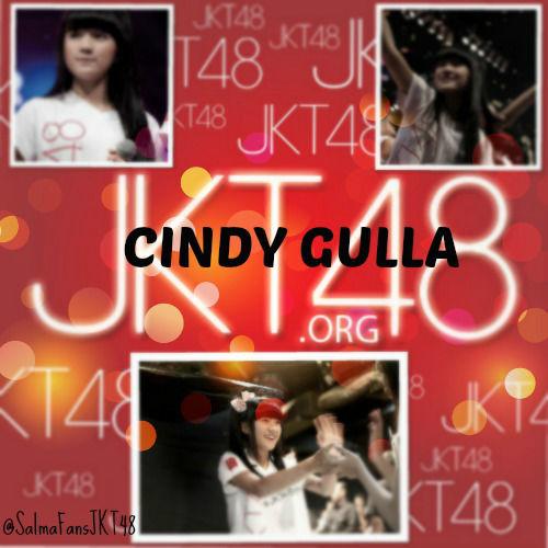 Cindy Gulla agaiinn... ayoo yang ngaku Fans berat nya Cindy Gulla(CindyVers) Mana WOW nyaaa!! :D