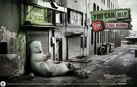 """akibat pemanasan global !!!!! beruang kutub jadi galau !!!! jangan lupa """"WOW"""" nya yh guys !!!"""