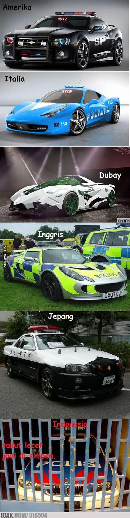 super cars police.....