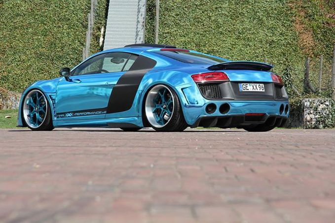 "Audi R8 GT-X650: HOT or NOT? klo HOT klik ""wow""nya donk"