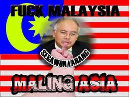 fuck malaysia