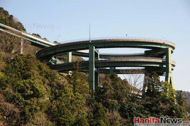 Inilah Jembatan Lingkar Ganda Pertama Di Dunia