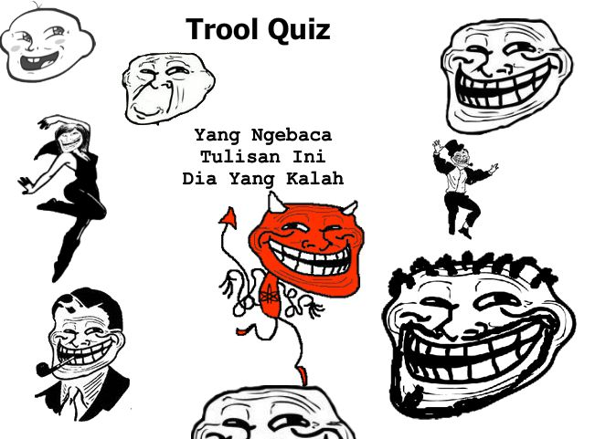 Trool Quiz HEHEHE
