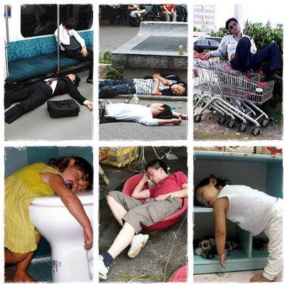 Hahaha,,Posisi tidur mana yang pernah kalian lakukan jangan lupa WOWnya y :)