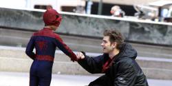 Ada Spider-Man Mini di The Amazing Spider-Man 2