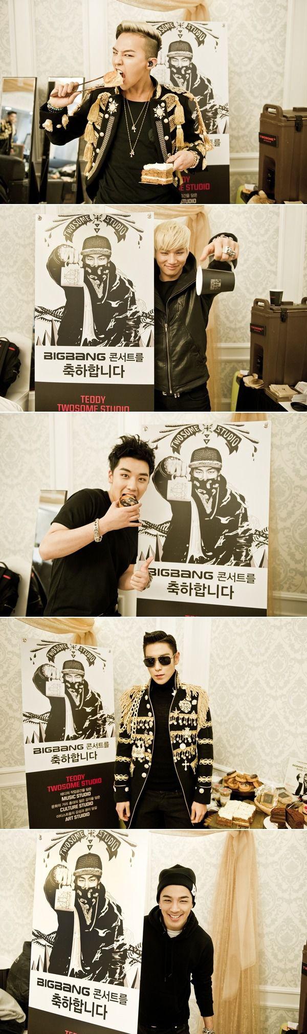 Bigbang is VIP :)
