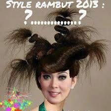 style rambut 2013 ala syahrini cetar membahan badai wownya donk