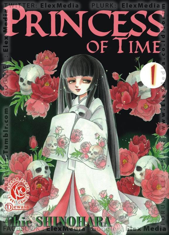 Dari komikus RED RIVER & BLUE SEAL, hadir sebuah kisah misteri yg tamat hanya dlm 2 volume.. LC: PRINCESS OF TIME vol. 01 http://ow.ly/mjFjU Harga: Rp. 20,000
