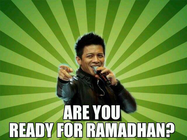 Are you ready for Ramdhan?