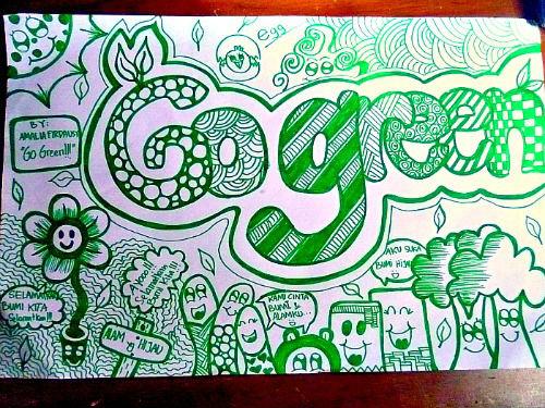 GO GREEN!!! ayo hijaukan bumi kita!
