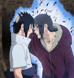 Kata-kata Terakhir Itachi ET Kepada Sasuke