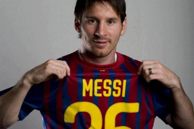 Happy Birthday Leo Messi <3