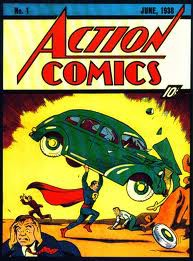 Action Comics is an American comic book series that introduced Superman, one of the first major superhero characters as the term is popularly defined. The publisher was originally known as Det