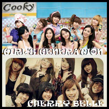 kalian pilih yg mana guys??? kalau aku sih pilih girls generation. jangan lupa klik wow-nya ya......