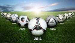 evolusi bola euro dari masa ke masa