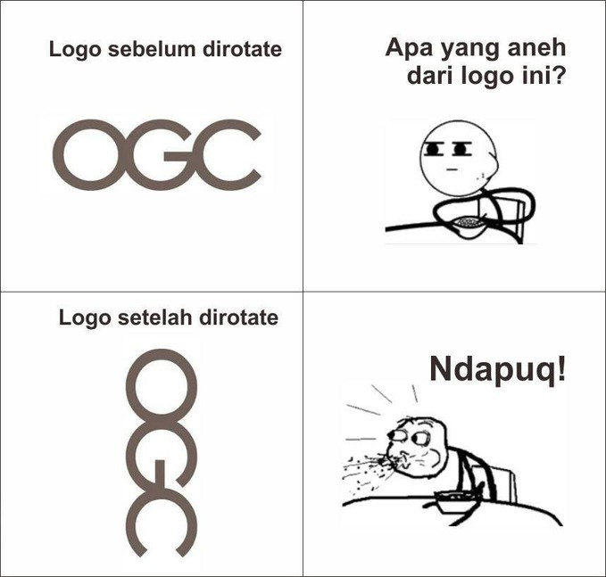 Logo unik OGC If you know what I mean