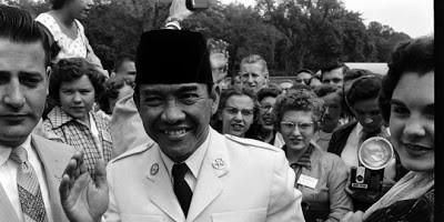 7 Kisah Penyamaran Presiden & Wakil Presiden RI.