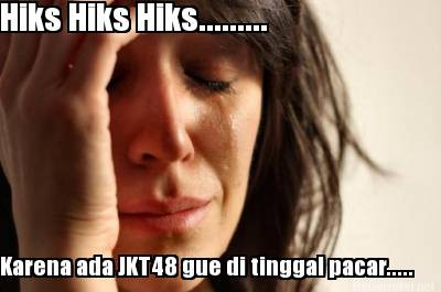 Kasihan ya.....hahahaha.......... I LIKE JKT48