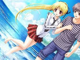 Anime Couple Sahabat Jadi Cinta 6 End