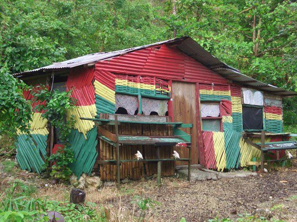 Rumah para reggae