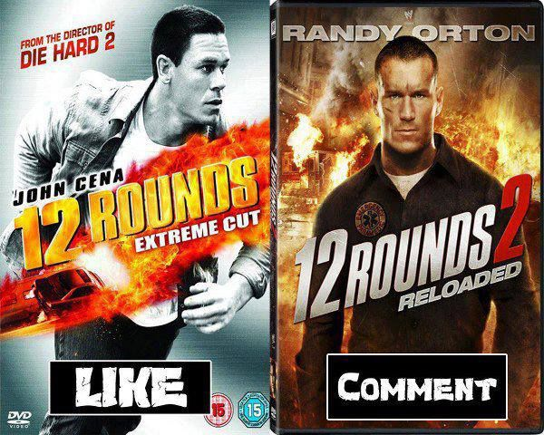 Ada film baru. nggak tau kapan ada di Indonesia. Diperankan 2 pegulat hebat, John Cena Dan Randy Orton. Bagus loh. kalau di You Tube baru Trailer And Give Me Your WOW Or Coment, Dammit!