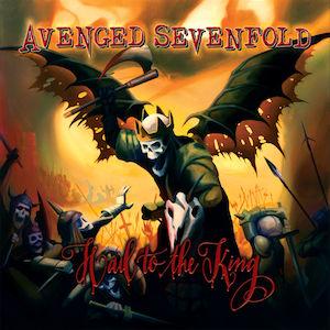 Avenged Sevenfold telah mengumumkan album Barunya yg bernama Heil to the king pada tanggal 27-08-2013, dan album pertama arin ilejey bersama A7x