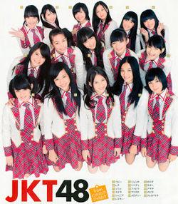 1. Faktanya JKT48 berpusat di Jakarta dan diproduseri oleh Yasushi Akimoto 2. Kalian tau gak, waktu JKT48 nampil di acara-acara jepang, lalu, iklan pocari sweetnya JKT48 yang di putarkan di depan mata para anggota AKB48, Mereka bilang apa??? mau tau??? mereka bilang : JKT 48 sangat mengagumkan, terlihat sangat bersemangat, dan anggotanya kompak . Semoga, JKT48, Bisa sukses seperti AKB48, di asia, dan di negaranyaâ?¦ 3. Faktanya pembentukan JKT48 pertama kali diumumkan pada 11 September 2011 di sbuah acra AKB48 yang diadakan di Makuhari Messe di Prefektur Chiba 4. Wawancara untuk peserta berlangsung pada akhir bulan September, dgn audisi final untuk finalis pada 8 Oktober 2011 9 Oktober 2011 5. JKT48 Generasi pertama diperkenalkan pada 3 November 2011 6. Produser Yasushi Akimoto mengatakan JKT48 akan menjadi Jembatan persahabatan antara Indonesia dan Jepang 7. JKT48 tampil pertama kali di Jepang dalam konser AKB48 Kohaku Taiko Uta Gassen, 20 Desember 2011 di Tokyo Dome City Hall dan di tonton 2 ribu orang 8. 21 Desember 2011,JKT48 muncul dlm acara televisi Waratte Iitomo di Fuji TV menyanyikn lg Aitakatta yg liriknya ditrskn dlm bhsa indo 9. Rata-rata dari personil JKT48 memiliki twitter pada tanggal 10 december 2011â?³