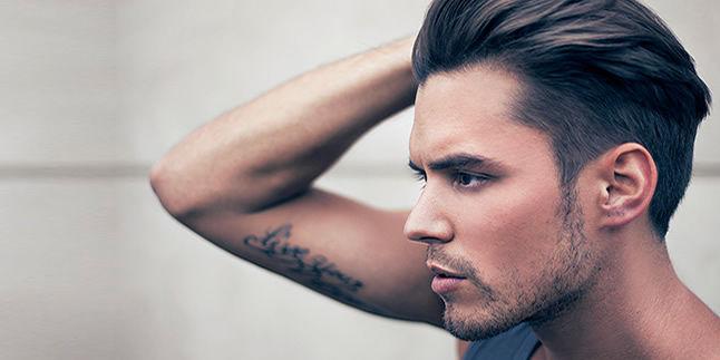 10 model rambut cowok yg cewek suka dan populer