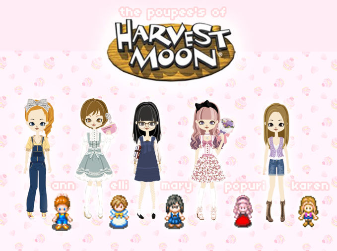 harvest moon friends of mineral town how to eat