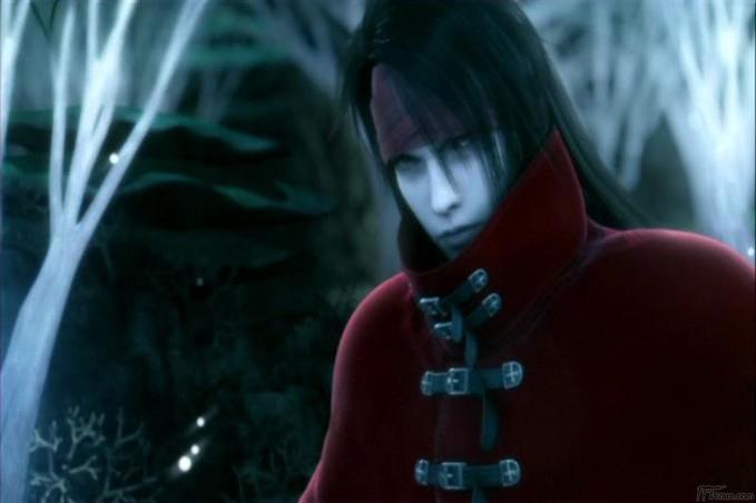 Vincent Valentine adalah karakter yang dapat dimainkan opsional dalam Final Fantasy VII , dan protagonis utama dari Dirge of Cerberus-Final Fantasy VII- . Seorang mantan Turk dengan masa lalu yang misterius, rahasia Vincent mengikatnya langsung
