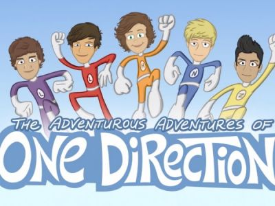 Siapa yg udh nonton THE ADVENTUROUS ADVENTURES OF ONE DIRECTION ? directioners pstii klik wow dong yah :D